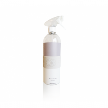 Flacon Spray en PET 750 ml Dégraissant Cuisine DIY