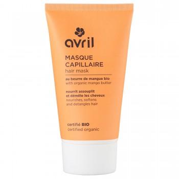 Masque Capillaire au Beurre de Mangue Bio
