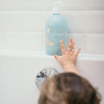 Gel lavant abricot - bébé