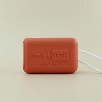 Étui à savon en silicone