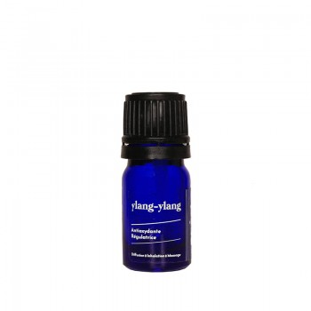 Huile essentielle d'ylang...