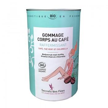 Gommage Corps au Café...