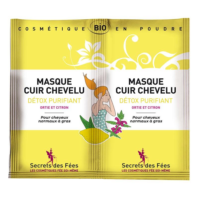 Masque Bio Cuir Chevelu...