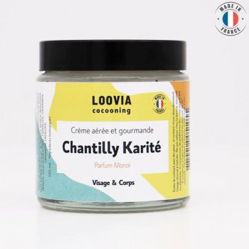 Crème Chantilly Karité monoï
