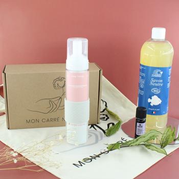 Kit DIY Savon moussant