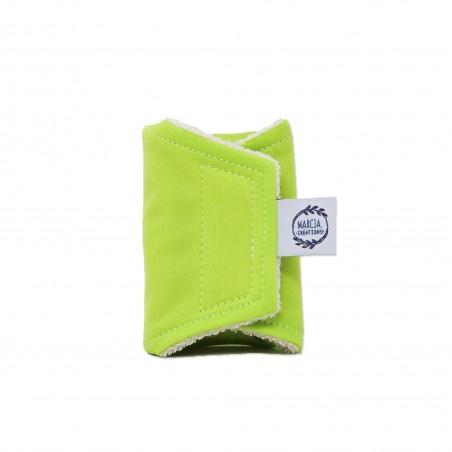 Protège Slip Lavable en Coton Bio Spécial Sport