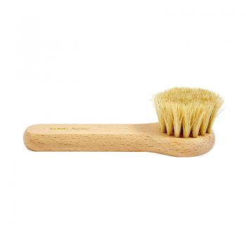 Brosse en bois pour le visage