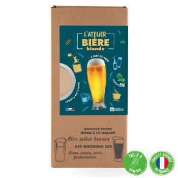 Coffret de Brassage Bière Blonde À Faire Soi-Même
