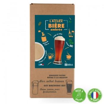 Coffret de Brassage Bière Ambrée À Faire Soi-Même