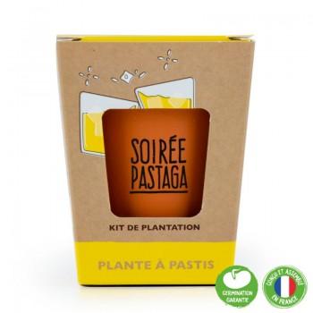 """Kit """"Soirée Pastaga"""" - Graines d'Anis Vert"""
