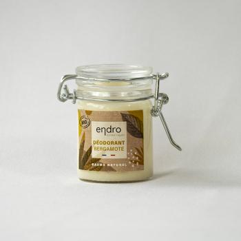 Déodorant Crème Naturel et Artisanal à la Bergamote
